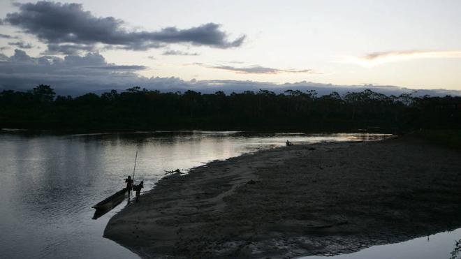 Las presas hidroeléctricas pueden poner en peligro la Amazonia