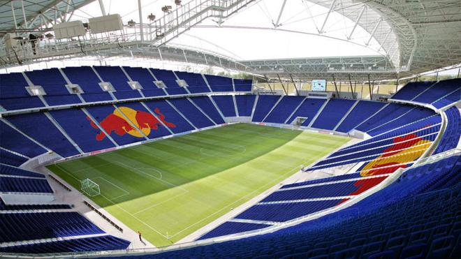UEFA permite a Red Bull tener a sus dos equipos en Champions