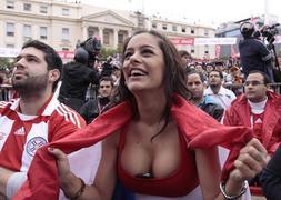 Sólo Fútbol Tv: Carolina Marconi, muy fan de la Juventus