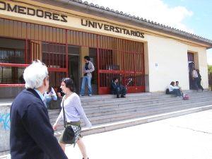 La UGR planifica su primera guardería en los comedores del campus de ...