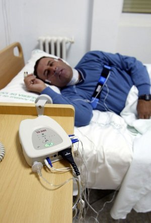 Al año se realizan 600 pruebas de apnea del sueño en Almería | Ideal