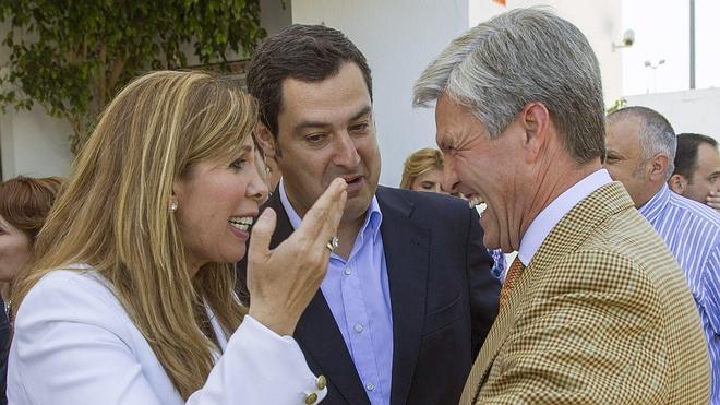 Moreno Bonilla será senador «después de hablarlo» con Sanz