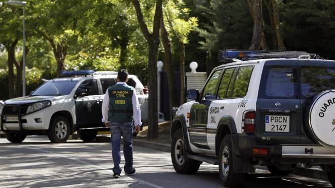 Once detenidos y dos registros por el caso del fraude del gásoleo