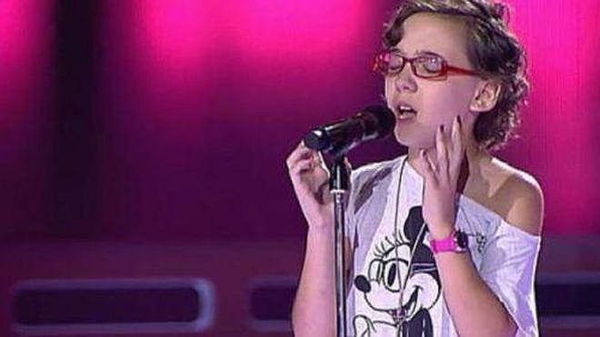 "La familia de la fallecida concursante de ""La Voz Kids"", Iraila, crea una ONG"
