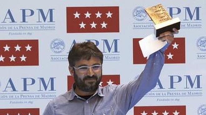 Jordi Évole, premiado como mejor periodista de 2013