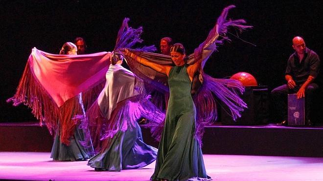 Sara Baras, flamenco elegante