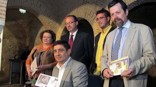 Un sello conmemora el 30 aniversario de la Medalla Europa Nostra de los Baños