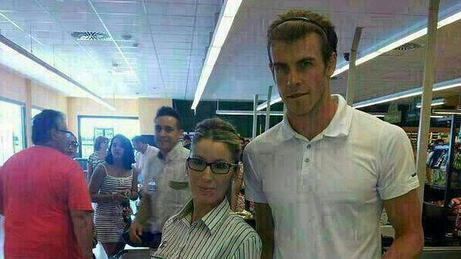 Gareth Bale ¿en Almería?