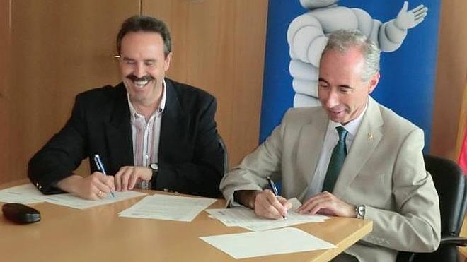 Michelin renueva su compromiso en la promoción de hábitos saludables