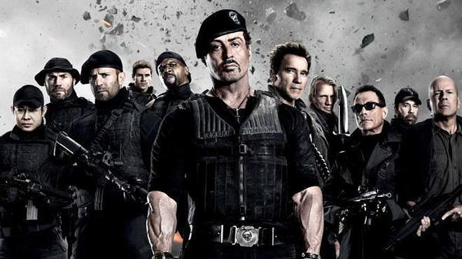 El lío de Los Mercenarios 3