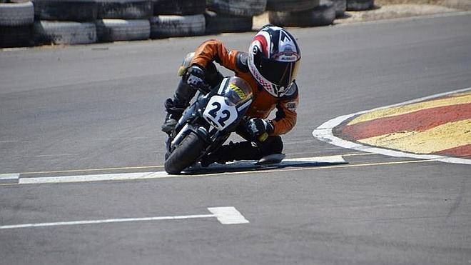 El piloto jienense Jesús Torres se coloca noveno en la Cuna de Campeones