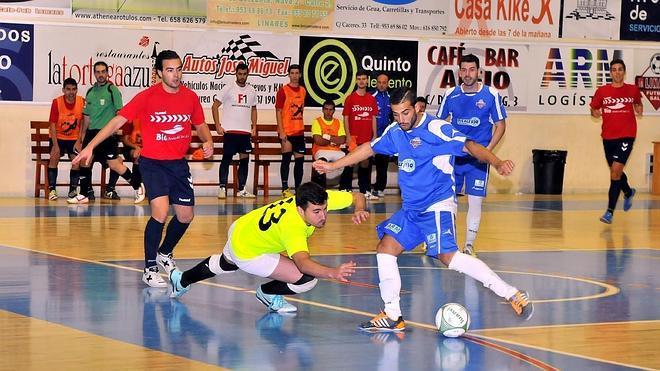 El Linares FS empezará la liga en casa el 27 de septiembre frente al Pozo Alcón