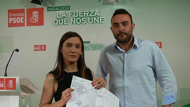 """El PSOE acusa a Diputación de """"aislar a Vegas del Genil al bloquear la variante de Belicena"""""""