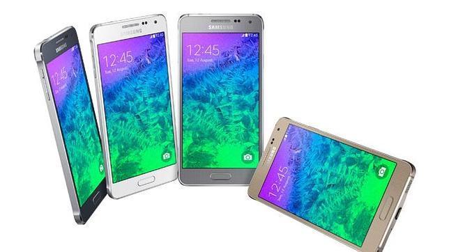 Samsung Galaxy Alpha, ¿al anti iPhone?
