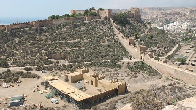 'Clavius' también se rodará dentro de La Alcazaba