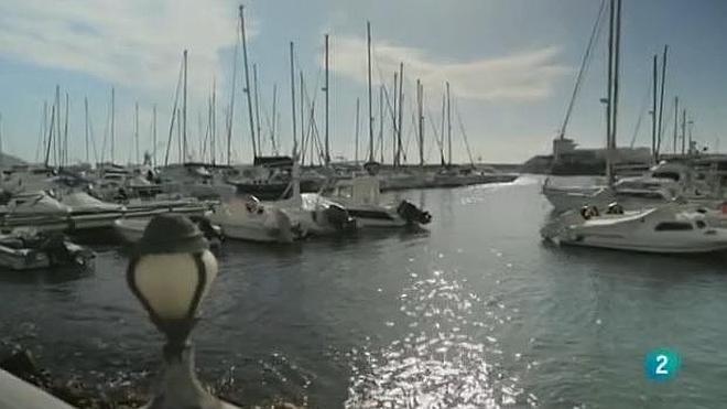 'España a vela' navega por la costa de Granada