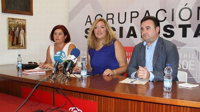 El PSOE pide al PP que reclame al Gobierno la ejecución de las conducciones de Rules