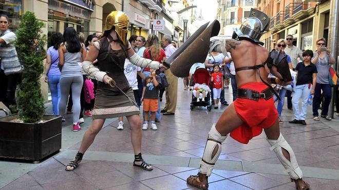 Difunden lo que serán los próximos Juegos Íbero-Romanos de Cástulo