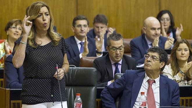 El Parlamento rechaza investigar el fraude en los cursos de formación con los votos de PSOE e IU