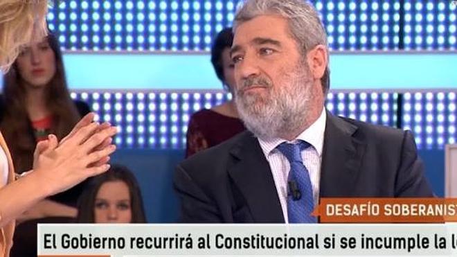 """Miguel Ángel Rodríguez: """"Lo que ahora le falta a Mas es un fusilamiento"""""""