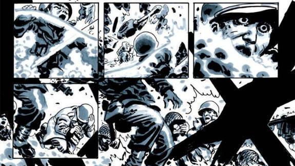Del Carrete Al Comic El Infierno De Robert Capa En Normandia Ideal
