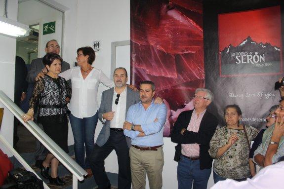 'Jamones de Serón desde 1880' , la vieja empresa con nuevos retos