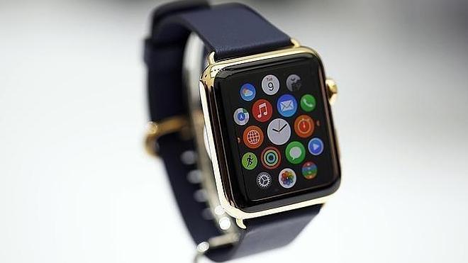 Apple Watch llegará a las tiendas en la primavera de 2015