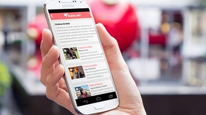 Apps para organizar tu boda desde el móvil