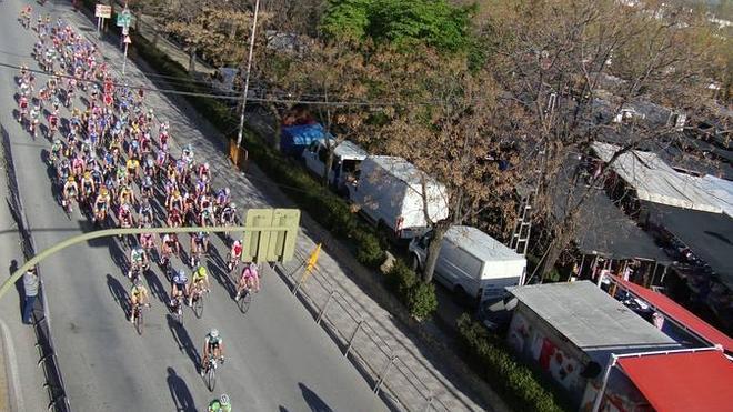 La Clásica Ciclista saldrá desde el Castillo de Torredonjimeno