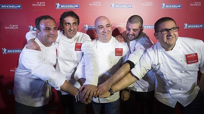 Almería sigue brillando en la Guía Michelin