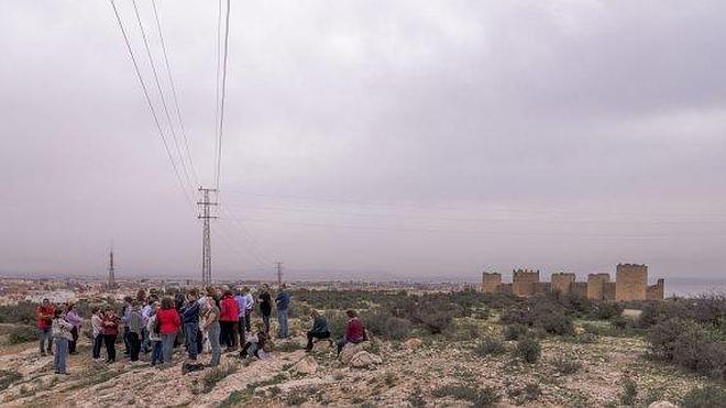 Amigos de la Alcazaba reclama una mejor conservación de las murallas