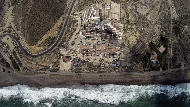 TSJA vuelve a decidir sobre el suelo de Algarrobico el 16 de diciembre tras fallos contradictorios