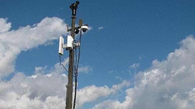 La Junta refuerza la vigilancia con videocámaras en el Parque Natural Cabo de Gata-Níjar