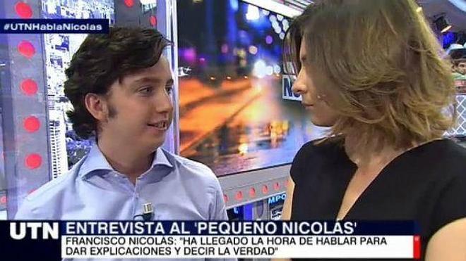 """El 'Pequeño Nicolás': """"Tengo pruebas contra Soraya Sáenz y el ministro del Interior"""""""