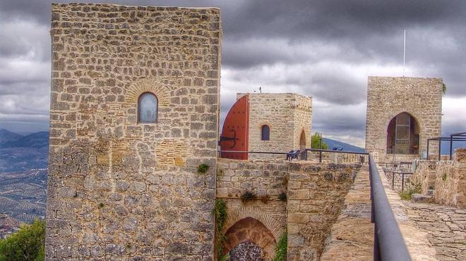 Más de 1.000 personas visitan el Castillo de Santa Catalina durante el puente de la Inmaculada
