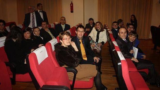 Gala de reconocimiento al club Los Carriles como campeones nacionales