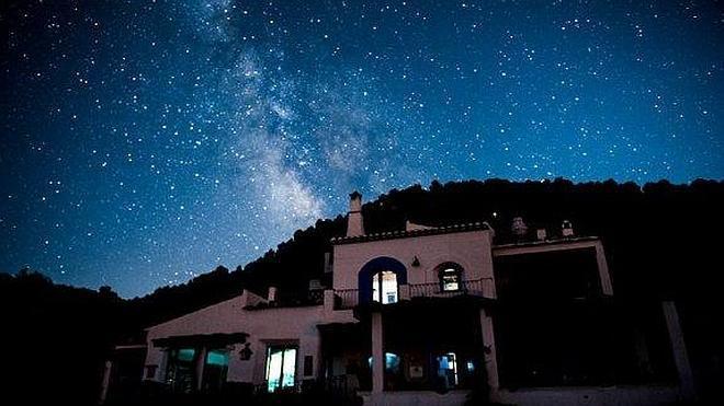 La Posada del Candil de Serón acreditada con el distintivo de 'Casa Rural Starlight'