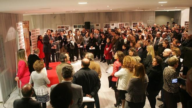 Almería recibe entre gran expectación sus Capitulaciones, el documento del Milenio