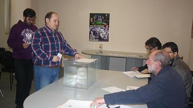Francisco Puentedura repite como candidato de IU a la Alcaldía