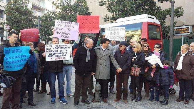 Cuenca responsabiliza a Torres Hurtado del despido de siete trabajadores de los autobuses urbanos