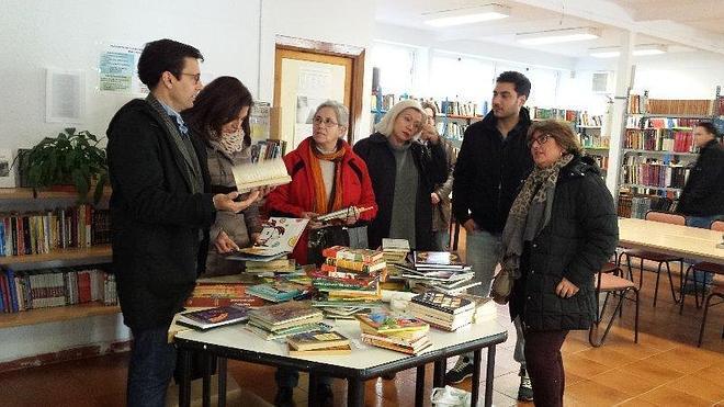 Cuenca promete abrir la biblioteca de Las Palomas si es alcalde