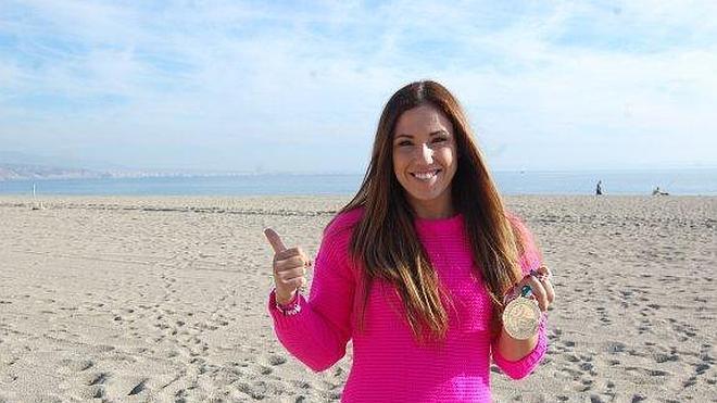 Carmen Martín: «Un equipo no llega a una final solo por una jugadora»