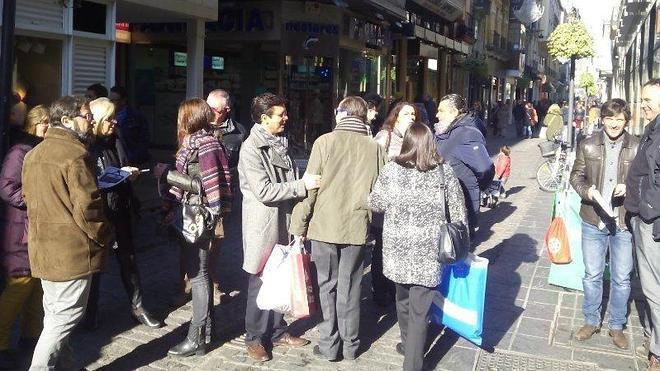 Cuenca apoyará al pequeño comercio ante el fin de la Renta Antigua