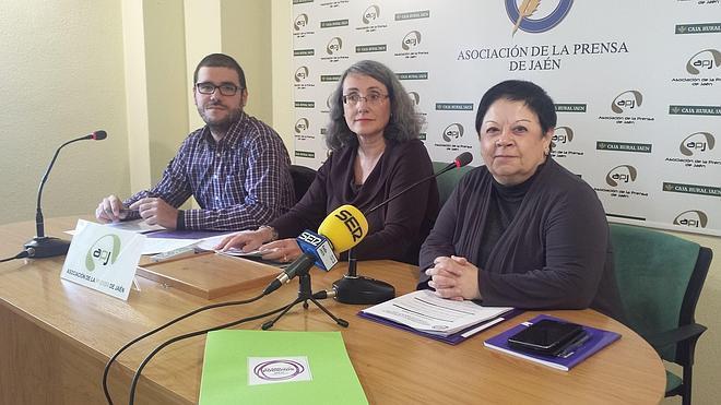 Trinidad Ortega dirigirá Podemos en Jaén