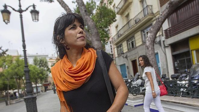 Teresa Rodríguez anuncia una candidatura de unidad para dirigir Podemos en Andalucía