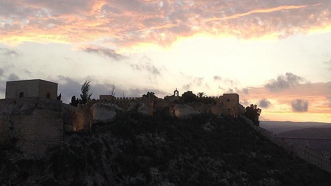 """La Junta afirma que las manchas sobre las murallas de La Alcazaba no se corresponden a """"humedad real"""""""