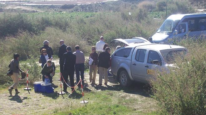 Ecologistas impulsa una recogida de firmas para urgir a España y EEUU a limpiar la radioactividad de Palomares