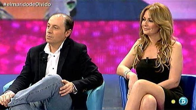 """El marido de Olvido Hormigos aclara: """"No soy un calzonazos"""""""