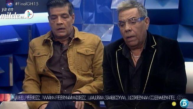 """Los Chunguitos:""""Pedimos perdón, pero no volveríamos a GH VIP aunque Telecinco nos lo pidiese"""""""