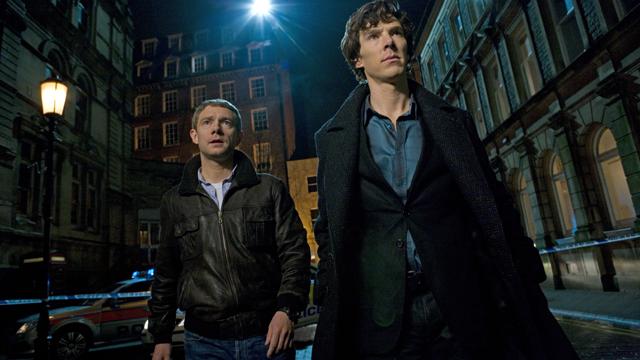 ¿Por qué triunfa 'Sherlock'?
